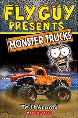 Fly Guy Presents#13: Monster Trucks (PB)