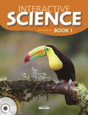 Interactive Science 1 2nd Edition (Student Book, Hybrid CD)