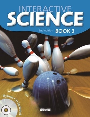 Interactive Science 3 2nd Edition (Student Book, Hybrid CD)