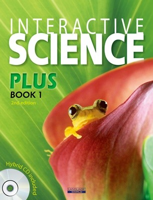 Interactive Science Plus 1 2nd Edition (Student Book, Hybrid CD)