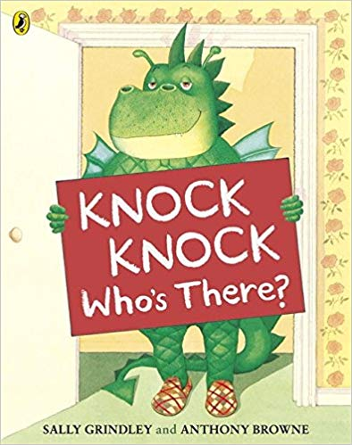 Knock Knock Who's There? (Paperback)