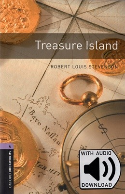 [행사]Oxford bookworms Library 4 Treasure Island (with MP3) [영국식 발음]