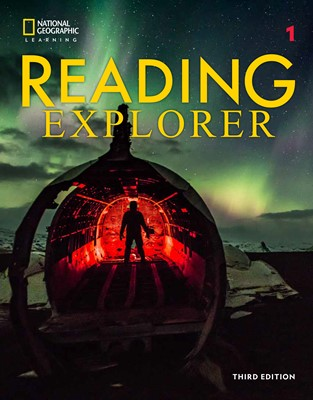 Reading explorer 3/E 1 (Student book + Online Workbook sticker code)