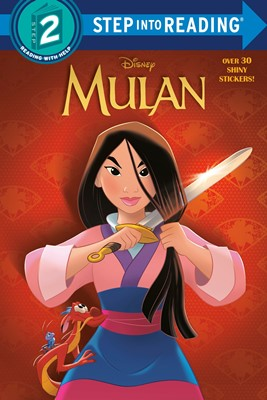 [행사]Step into Reading 2 Mulan Deluxe (Disney Princess)