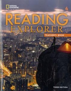 Reading explorer 3/E 4 Teacher's Book