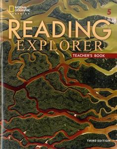 Reading explorer 3/E 5 Teacher's Book