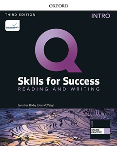 Q:Skills for Success Reading & Writing Intro Student's Book with Online Practice [3nd Edition]
