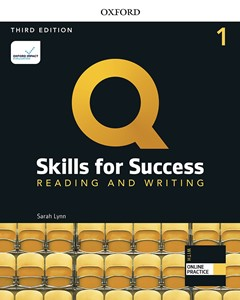 Q:Skills for Success Reading & Writing 1 Student's Book with Online Practice [3nd Edition]
