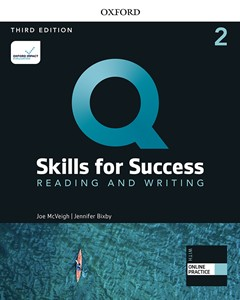 Q:Skills for Success Reading & Writing 2 Student's Book with Online Practice [3nd Edition]