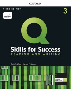 Q:Skills for Success Reading & Writing 3 Student's Book with Online Practice [3nd Edition]