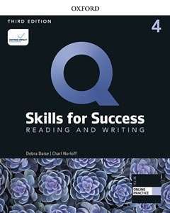 Q:Skills for Success Reading & Writing 4 Student's Book with Online Practice [3nd Edition]