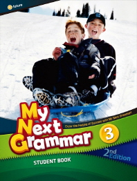 My Next Grammar 3 Student Book (Second Edition)