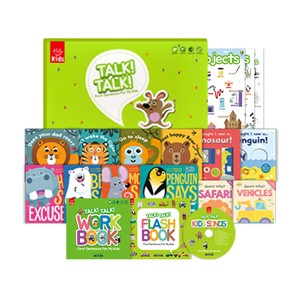 [행사]Hello Kids: Talk! Talk! Set