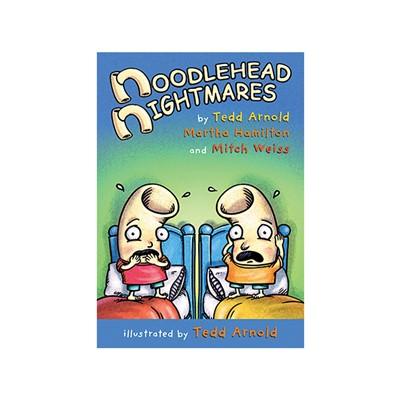 Noodlehead #1 Nightmares book (Paperback)