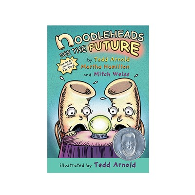 Noodleheads #2 See the Future (Paperback)