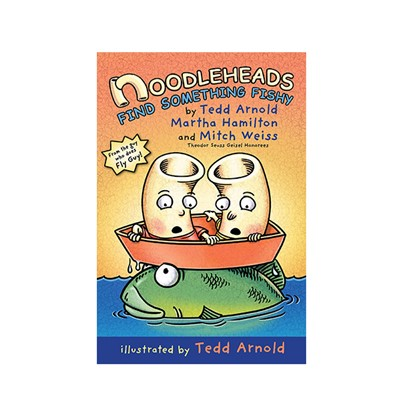 Noodleheads #3 Find Something Fishy (Paperback)