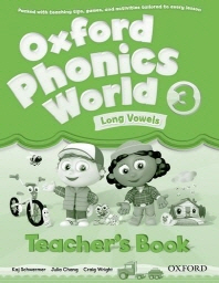[NEW] Oxford Phonics World 3 Teacher's pack