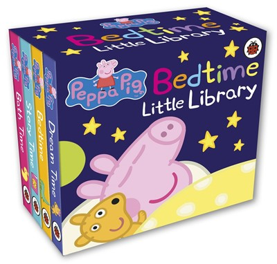 피그 베드타임 스토리북 : Peppa Pig: Bedtime Little Library