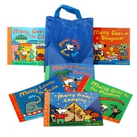 Maisy's Holiday Book Bag 메이지 6종 + 가방 세트 [ 6 Paperbacks ]