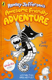 Diary of an Awesome Friendly Kid #2: Rowley Jefferson's Awesome Friendly Adventure (H)
