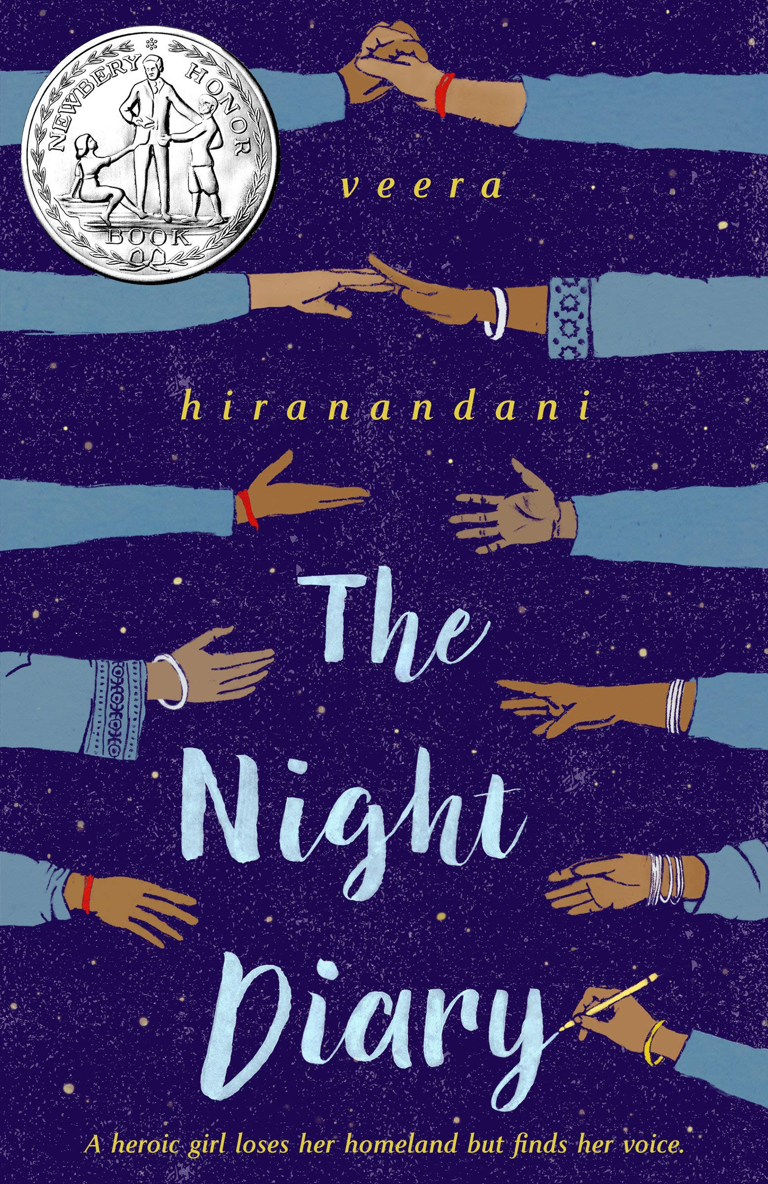 Newbery: The Night Diary