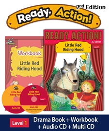 Pack-Ready Action 2E 1: Little Red Riding Hood