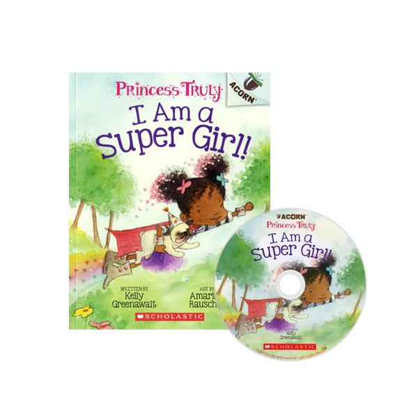 Princess Truly #1: I Am a Super Girl! (CD & StoryPlus)