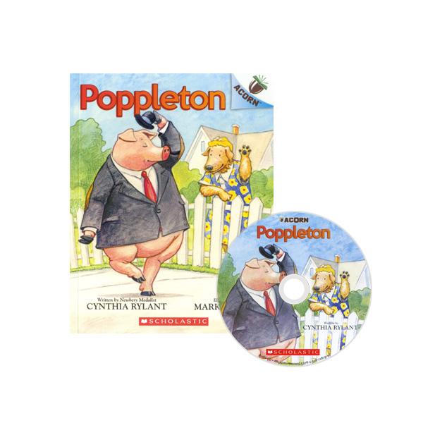 Poppleton #1: Poppleton (CD & StoryPlus)