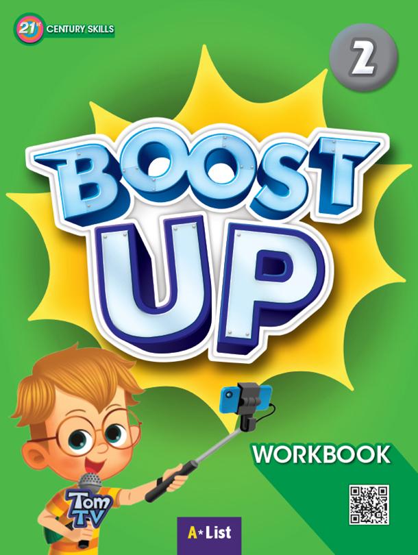 Boost Up 2 Workbook