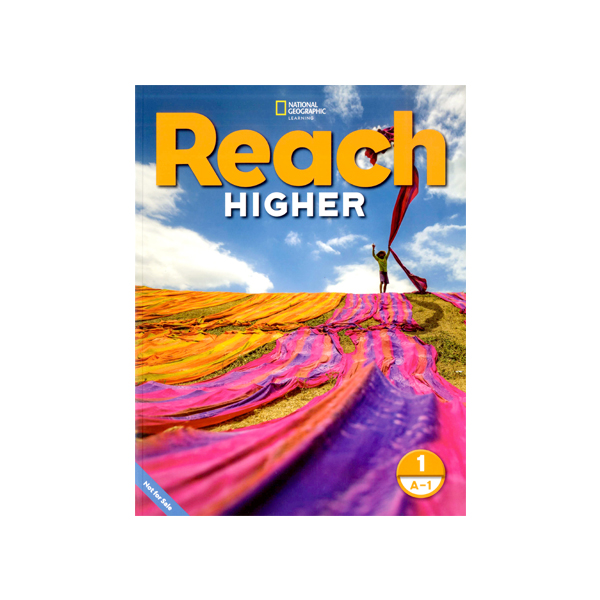 Reach Higher Student Book Level 1A-1