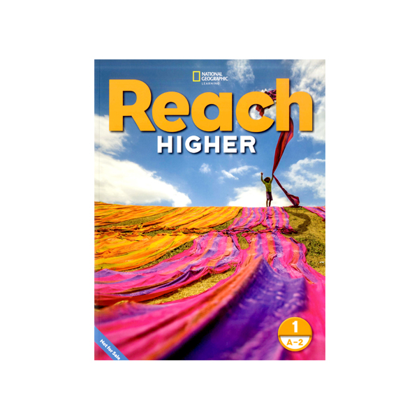 Reach Higher Student Book Level 1A-2