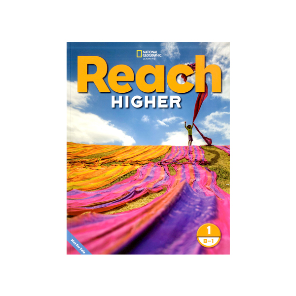 Reach Higher Student Book Level 1B-1