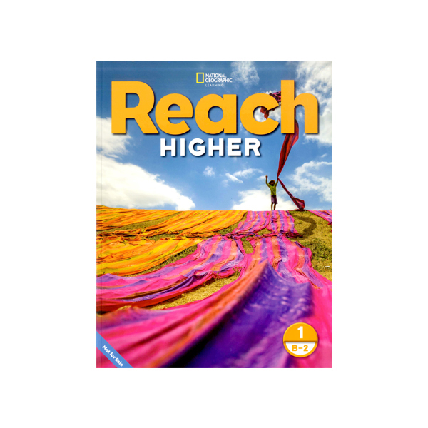 Reach Higher Student Book Level 1B-2