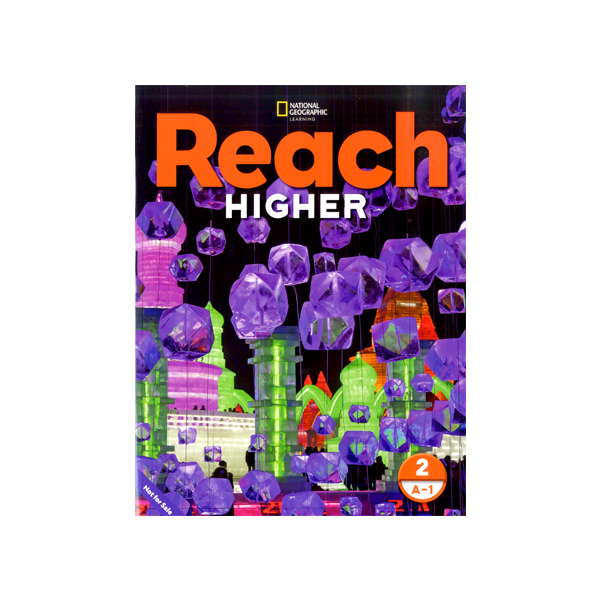 Reach Higher Student Book Level 2A-1