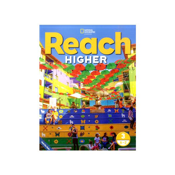 Reach Higher Student Book Level 3A-2