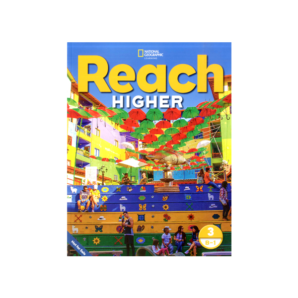 Reach Higher Student Book Level 3B-1