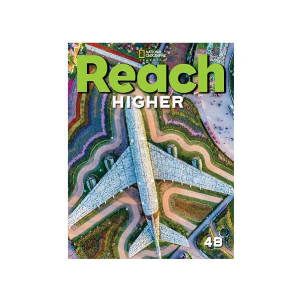 Reach Higher Student Book Level 4B