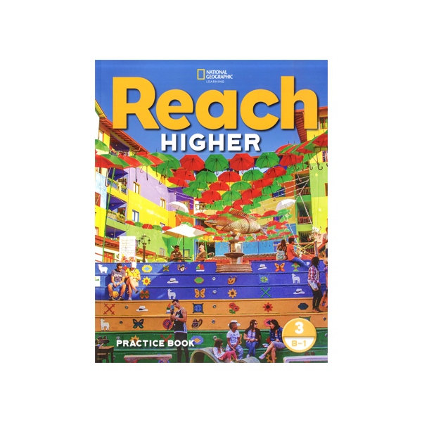 Reach Higher Workbook Level 3B-1