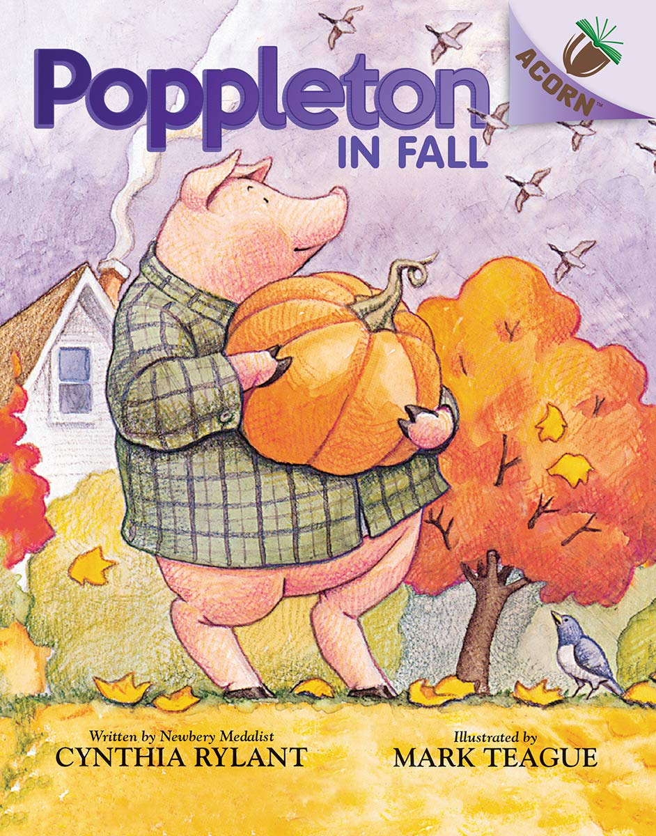 Poppleton #4: Poppleton in Fall (An Acorn Book)