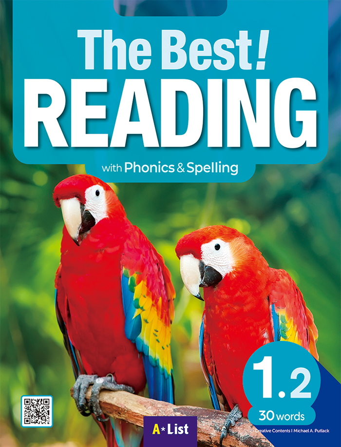 The Best Reading 1-2 Student Book (with Workbook&Word · Sentence Note)