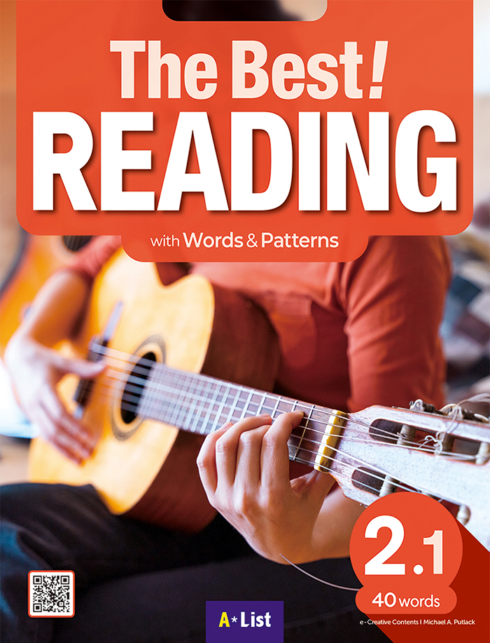 The Best Reading 2-1 Student Book (with Workbook&Word · Sentence Note)
