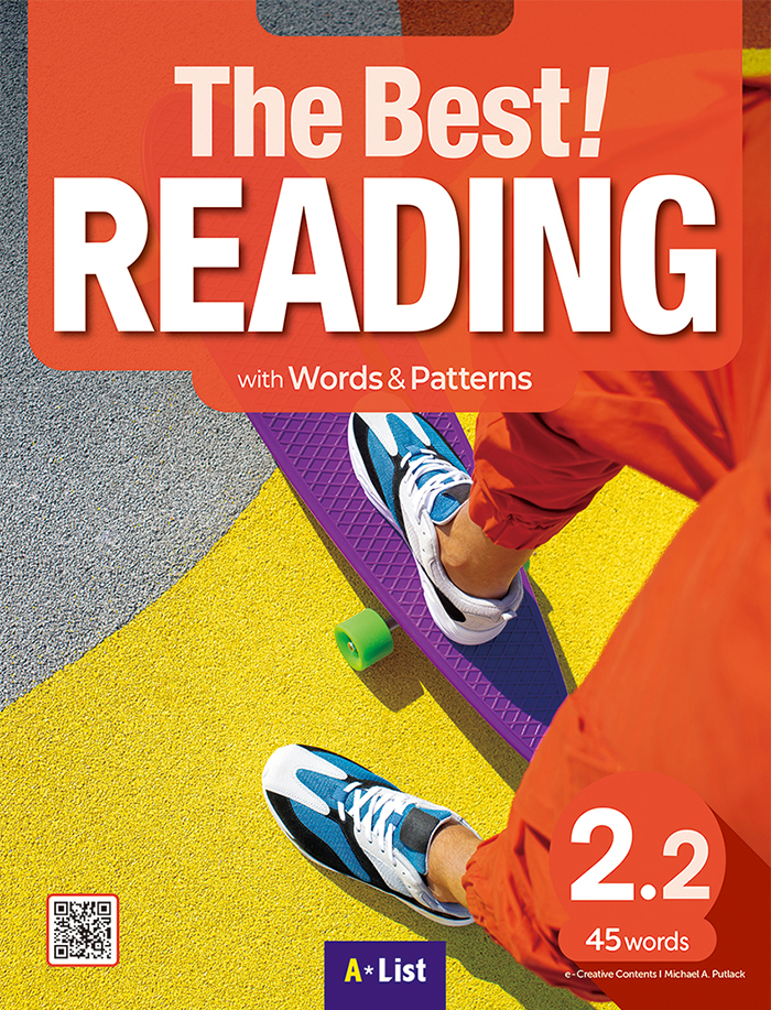 The Best Reading 2-2 Student Book (with Workbook&Word · Sentence Note)