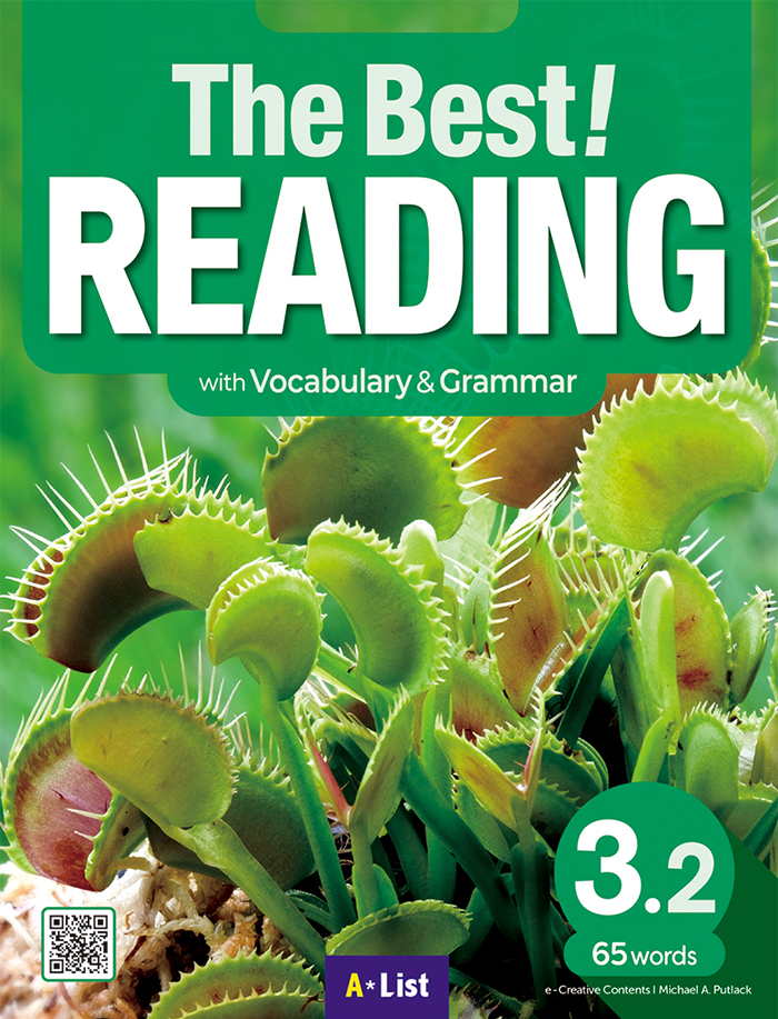 The Best Reading 3-2 Student Book (with Workbook&Word · Sentence Note)