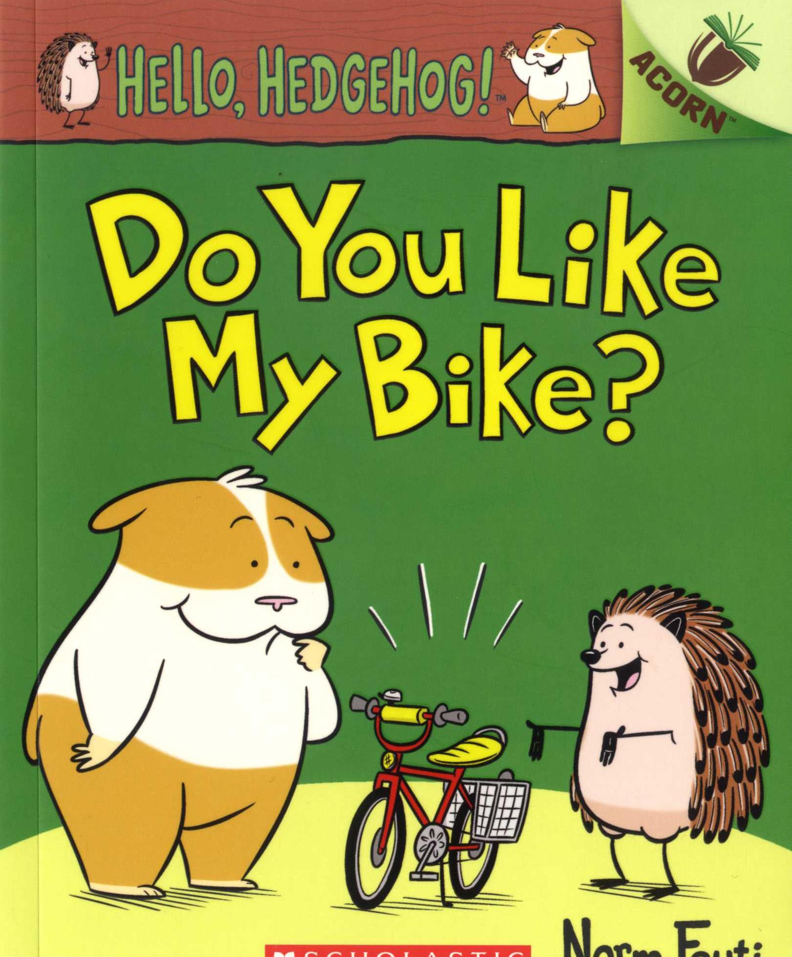 [행사]Hello, Hedgehog! #1: Do You Like My Bike?