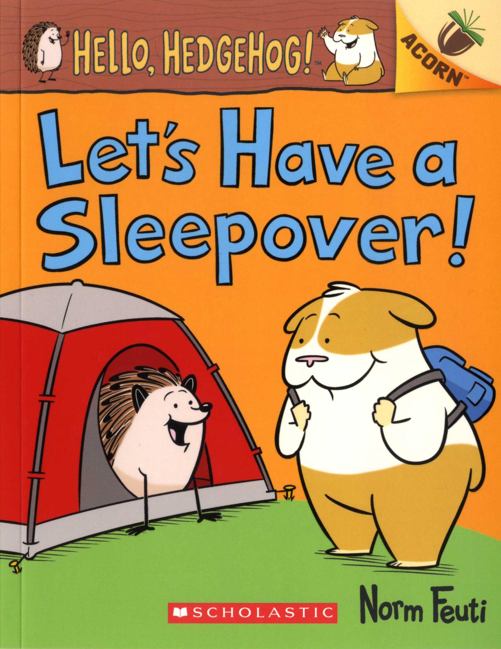 [행사]Hello, Hedgehog! #2: Let's Have a Sleepover!