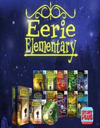 Eerie Elementary #1~10 박스 세트(with CD & Storyplus)