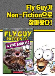 Fly Guy Presents#14: Weird Animals (PB)