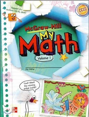 Mcgraw-Hill My Math Grade 2 : Studentbook Vol.1