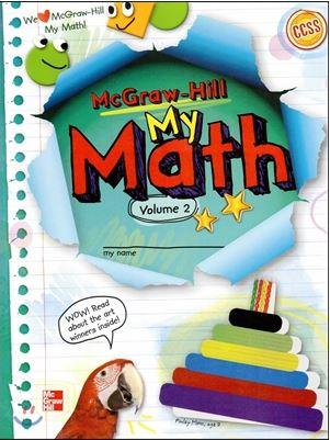 Mcgraw-Hill My Math Grade 2 : Studentbook Vol.2