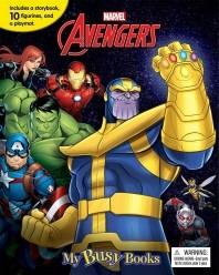 [행사]My Busy Books: Marvel Avengers Infinity War